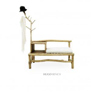 Hugo Teak Bench