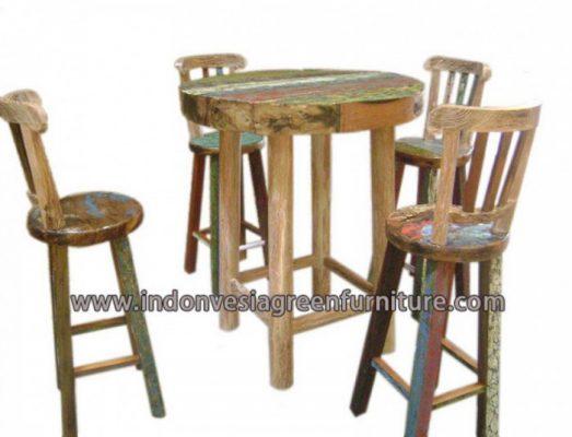 Reclaimed Outdoor Garden Furniture