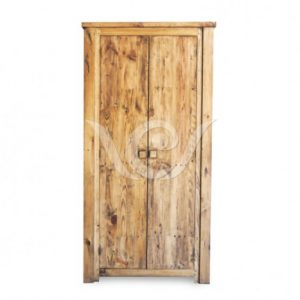 Papua Wardrobe 2 door Reclaimed Teak