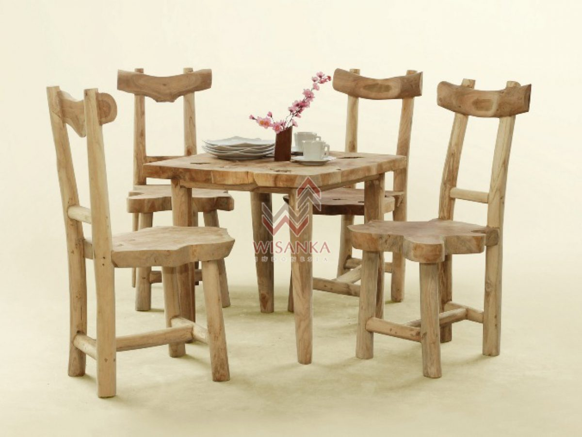 Tawang Reclaimed Dining Set Wholesale Reclaimed Teak Furniture