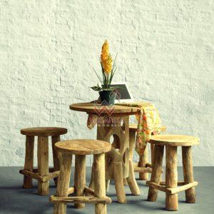 RD003 Katana Set with Karawang Table