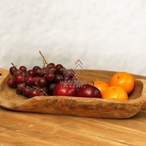 RM019 Boat Tray with Handle