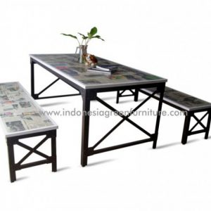Tablo Industrial Bench Indonesia Industrial Furniture