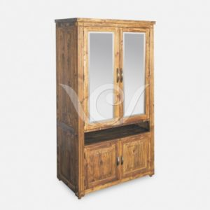 Venus Display Cabinet Reclaimed Teak
