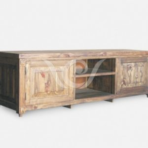 Venus TV Cabinet 2 Door Reclaimed Teak