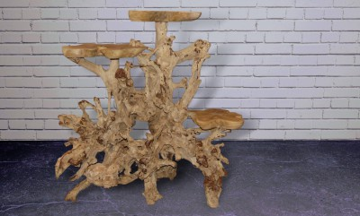 reclaimed teak root