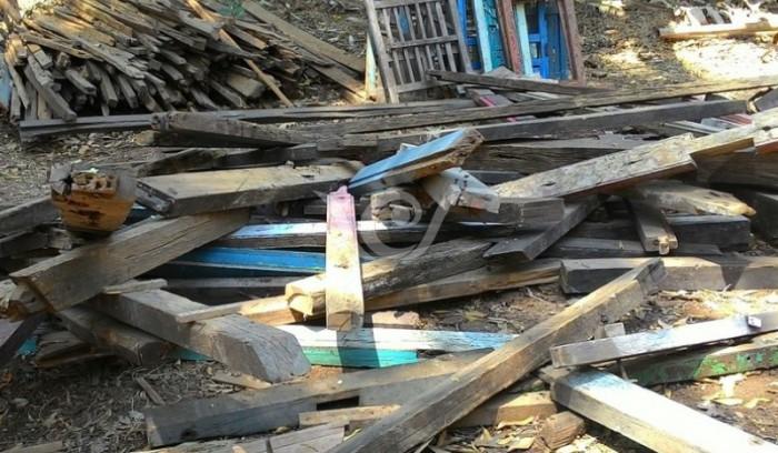 waste sources reclaimed teak