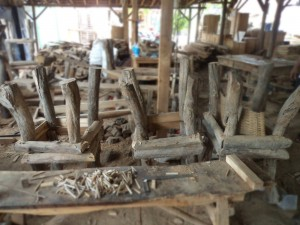 reclaimed teak branch furniture, indonesia green furniture