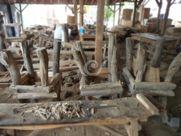 waste sources reclaimed teak branch