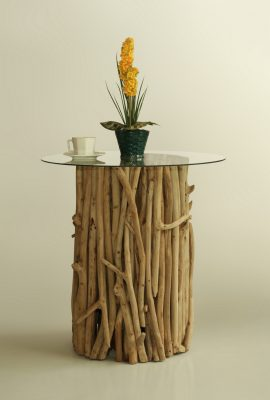 Save the Forest by Using Reclaimed Furniture   How to Make a Cafe Table to Look More Beautiful and Instagramable