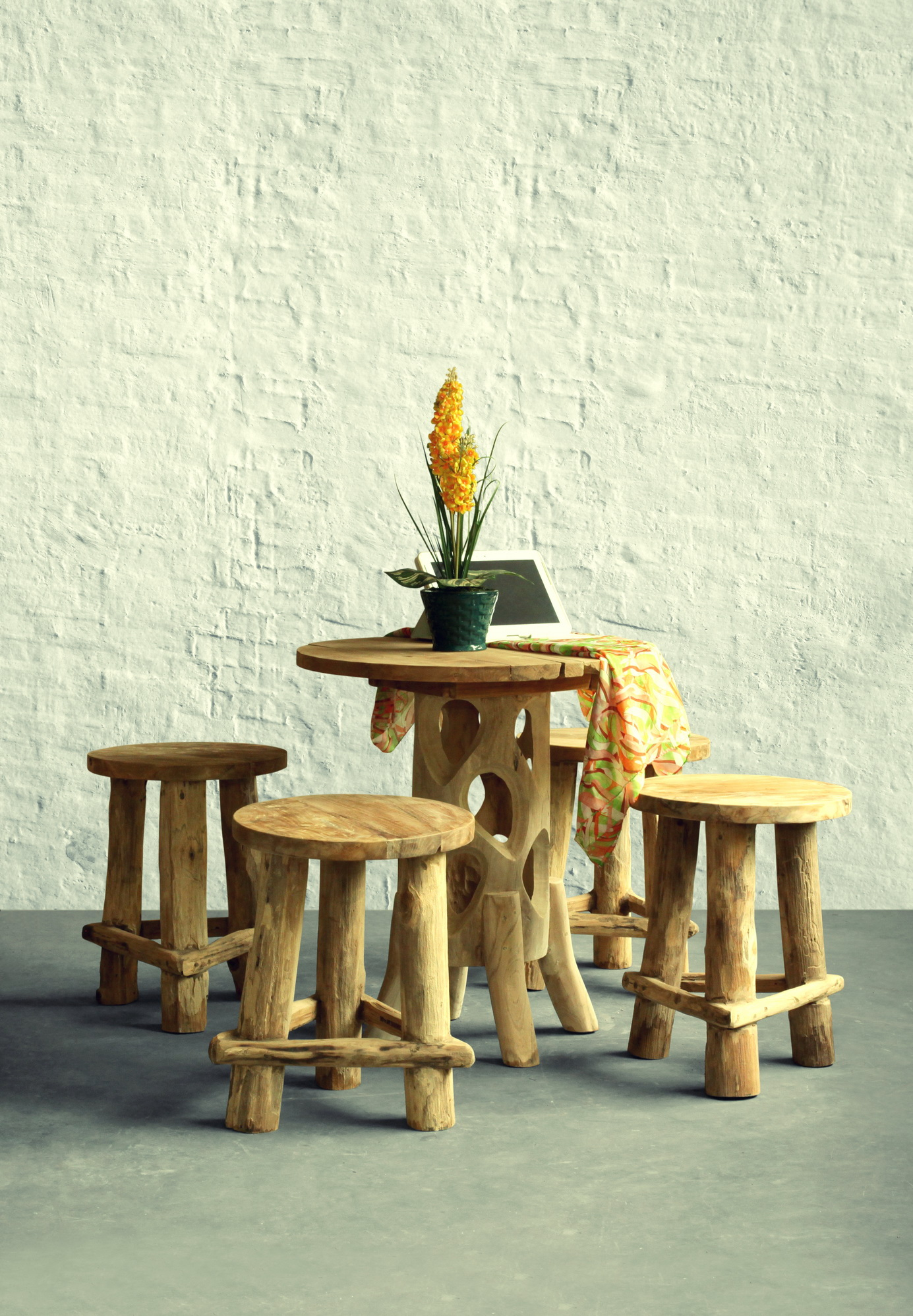 Care For Reclaimed Teak Furniture