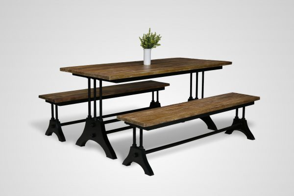 Reclaimed Wood Dining Table Care and Protection