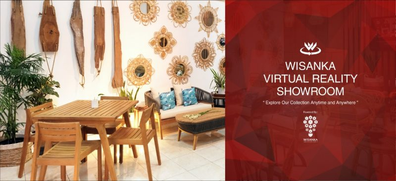 Virtual Furniture Showroom 3D Online